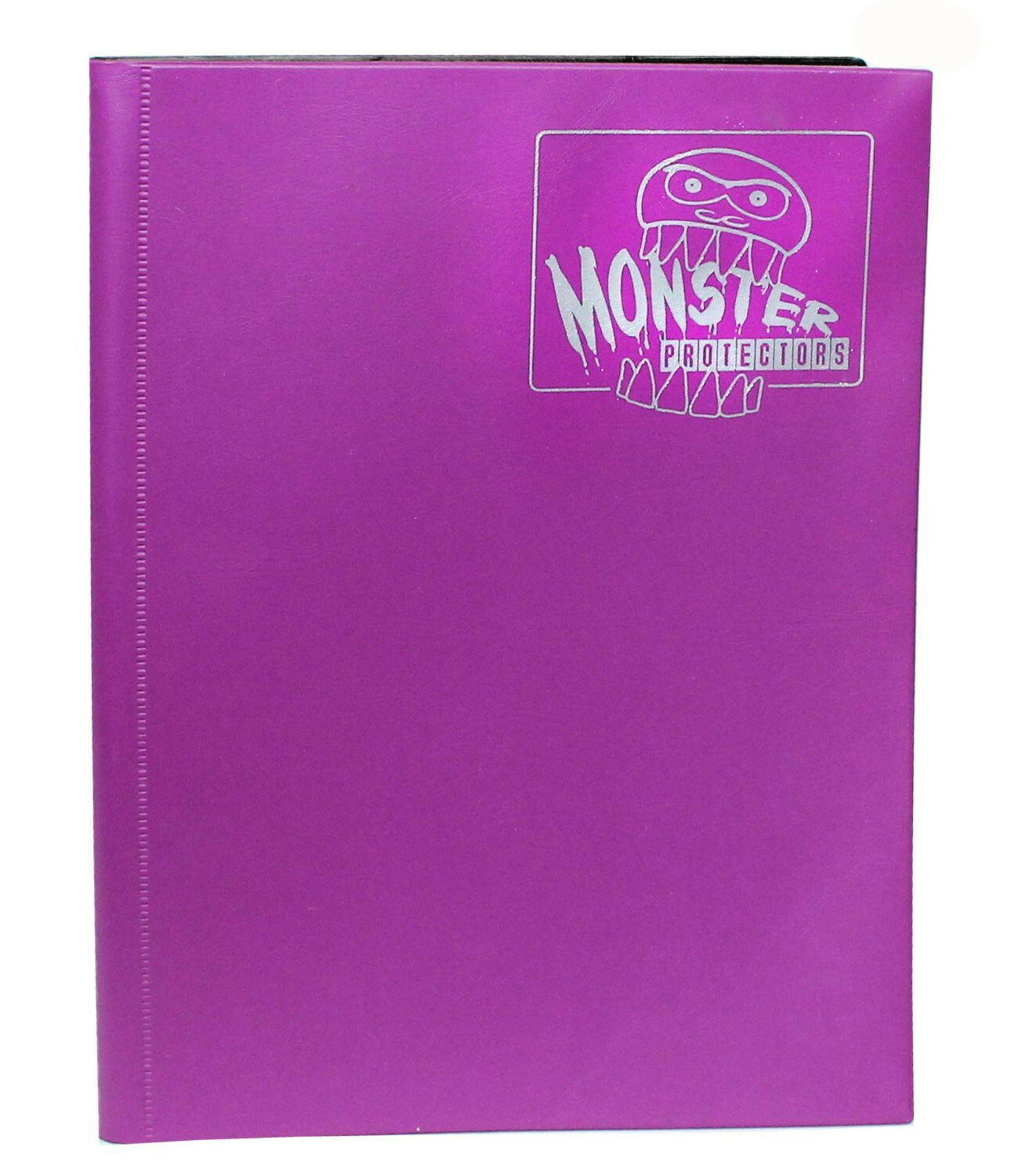 Monster Binder Matte Coral Purple Holds 360 Yugioh, Magic