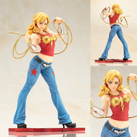 Kotobukiya - DC COMICS Wonder Girl Bishoujo Statue 1/17 Scale Brand New!