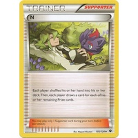 Pokemon TCG N - 105/124 - Uncommon