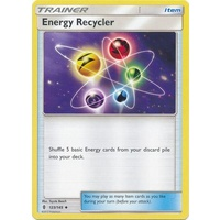 Pokemon TCG Energy Recycler - 123/145 - Uncommon - Sun & Moon: Guardians Rising