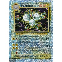 Magneton - 28/110 - Rare Reverse Holo Legendary Collection