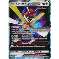 Pokemon Kartana GX - 70/111 - Ultra Rare NM