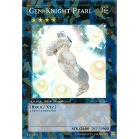 Yugioh Gem-Knight Pearl - DT06-EN086 - Super Parallel Rare NM
