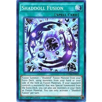 Shaddoll Fusion - DUEA-EN059 - Super Rare 1st Edition NM