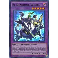 El Shaddoll Winda - MP15-EN093 - Ultra Rare 1st Edition NM