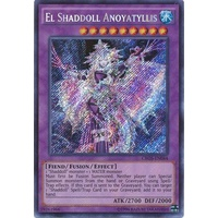 El Shaddoll Anoyatyllis - CROS-EN044 - Secret Rare Unlimited NM