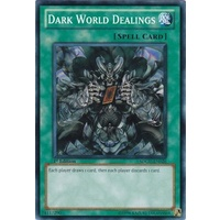 Dark World Dealings - SDGU-EN026 - Common 1st Edition NM