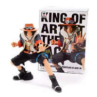 One Piece - King Of Artist The Portgas D Ace III Figure