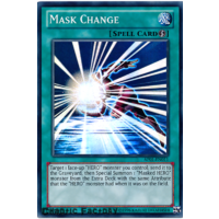 Mask Change - AP01-EN011 - Super Rare