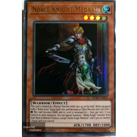 Yugioh BLRR-EN071 Noble Knight Medraut Ultra Rare 1st Edition