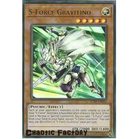 BLVO-EN014 S-Force Gravitino Ultra Rare 1st Edition NM