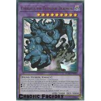 BLVO-EN083 Coordius the Triphasic Dealmon Ultra Rare 1st Edition NM