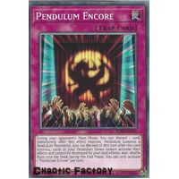 BLVO-EN091 Pendulum Encore‎ Common 1st Edition NM