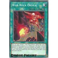 BLVO-EN098 War Rock Ordeal Common 1st Edition NM