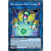 Yugioh - CYHO-EN037 - Restoration Point Guard Common 1st Edition NM