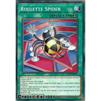 DLCS-EN065 Roulette Spider Common 1st Edition NM