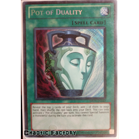 Pot of Duality - DREV-EN062 - Secret Rare Unlimited NM