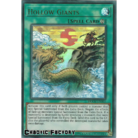 DUOV-EN055 Hollow Giants Ultra Rare 1st Edition NM