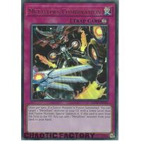 GFTP-EN125 Metalfoes Combination Ultra Rare 1st Edition NM