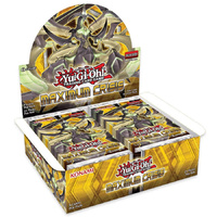 Yugioh TCG Maximum Crisis Booster Box