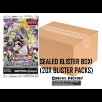 YUGIOH TCG Fists Of The Gadgets Blister Box