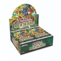 YU-GI-OH! TCG Rise of the Duelist Booster Box 1st Edition