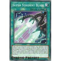 LDS2-EN036 Super Strident Blaze Common 1st Edition NM
