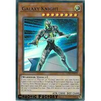 LDS2-EN049 Galaxy Knight Blue Ultra Rare 1st Edition NM