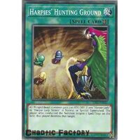 LDS2-EN081 Harpies' Hunting Ground Common 1st Edition NM