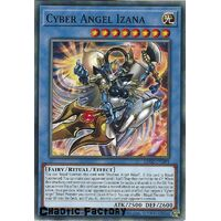 LDS2-EN091 Cyber Angel Izana Common 1st Edition NM