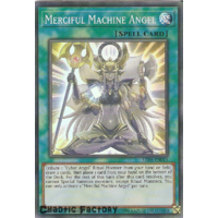 Yugioh LED4-EN014 Merciful Machine Angel Super Rare 1st Edition NM