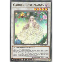 Yugioh LED4-EN023 Garden Rose Madien Ultra Rare 1st Edition NM