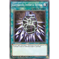 Yugioh LED5-EN056 Earthbound Revival Common 1st edition NM