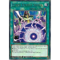 LED7-EN034 Cyber Energy Shock Rare 1st Edition NM