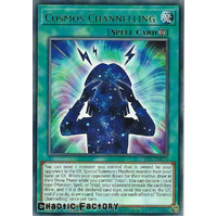 LED7-EN036 Cosmos Channelling Rare 1st Edition NM