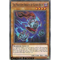 Yugioh LEHD-ENC04 The Phantom Knights of Cloven Helm Common 1st Edition NM
