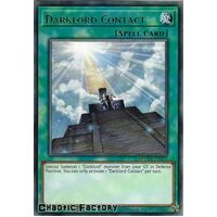 MAGO-EN108 Darklord Contact Rare 1st Edition NM