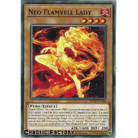 MP20-EN056 Neo Flamvell Lady Common 1st Edition NM