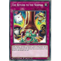 MP20-EN136 The Return to the Normal Common 1st Edition NM