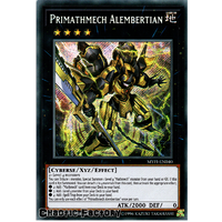 Yugioh MYFI-EN040 Primathmech Alembertian Secret Rare 1st Edition NM