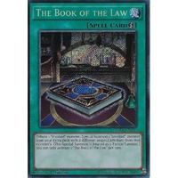YUGIOH The Book of the Law FUEN-EN036 Secret Rare 1st edition nm