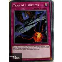 Yugioh SR06-EN036 Trap of Darkness Common 1st Edition NM