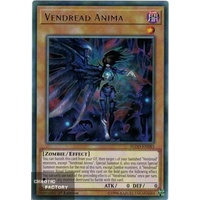Yugioh FLOD-EN083 Vendread Anima Rare 1st Edition