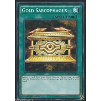 Yugioh Gold Sarcophagus - LDK2-ENY22 - Common 1st Edition