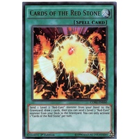 Yugioh Cards of the Red Stone - CORE-EN060 - Ultra Rare 1st Edition