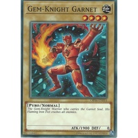 Yugioh Gem-Knight Garnet - OP06-EN014 - Common