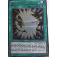 YUGIOH Legacy of the Duelist DUSA-EN024 Ultra Rare 1st edition NM