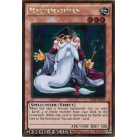 Mathematician - PGL2-EN039 - Gold Rare 1 Edition NM