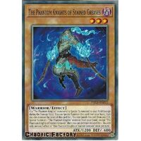 PHRA-EN002 The Phantom Knights of Stained Greaves Common 1st Edition NM