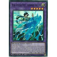 PHRA-EN033 Dual Avatar Feet - Armored Un-Gyo Super Rare 1st Edition NM